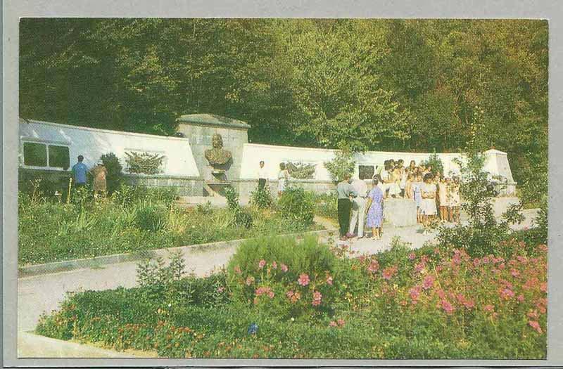 Кутузовский фонтан. Фото К. Шамшина