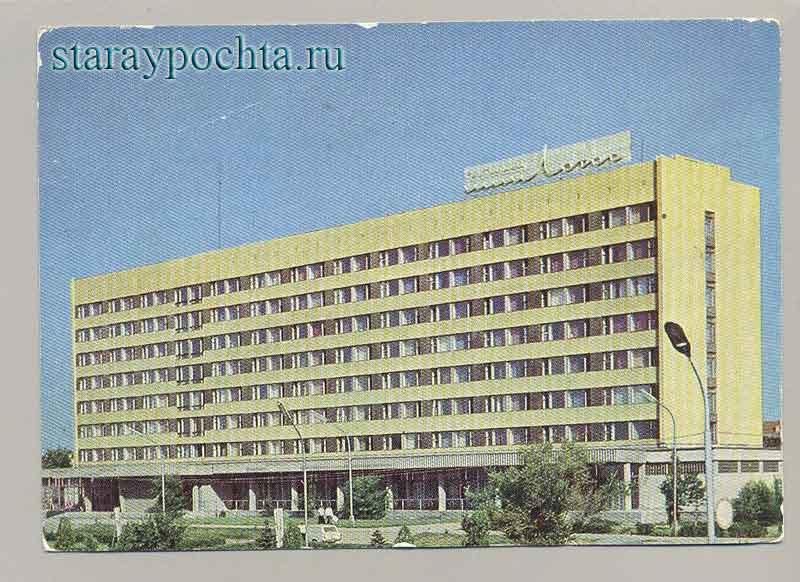 Гостиница Лотос