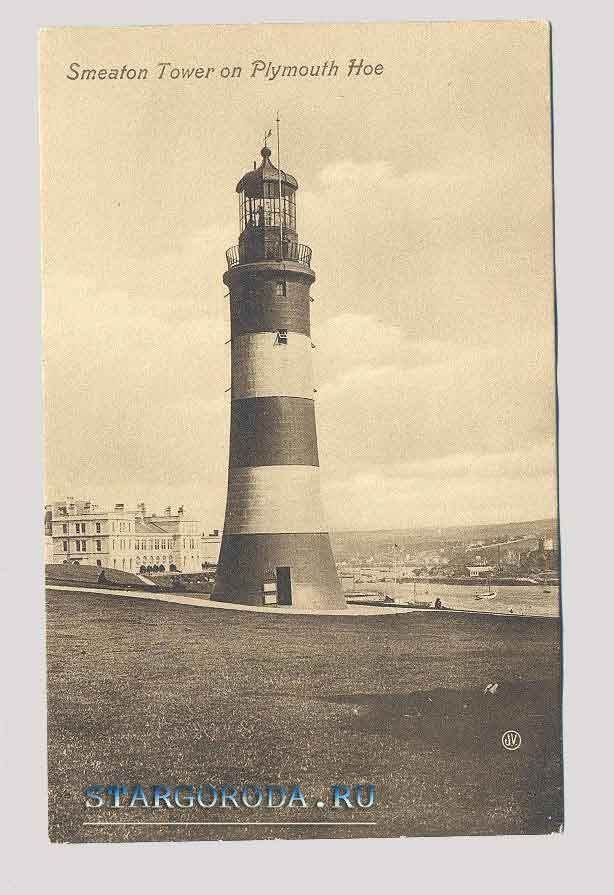 Smeaton tower plymouth hoe
