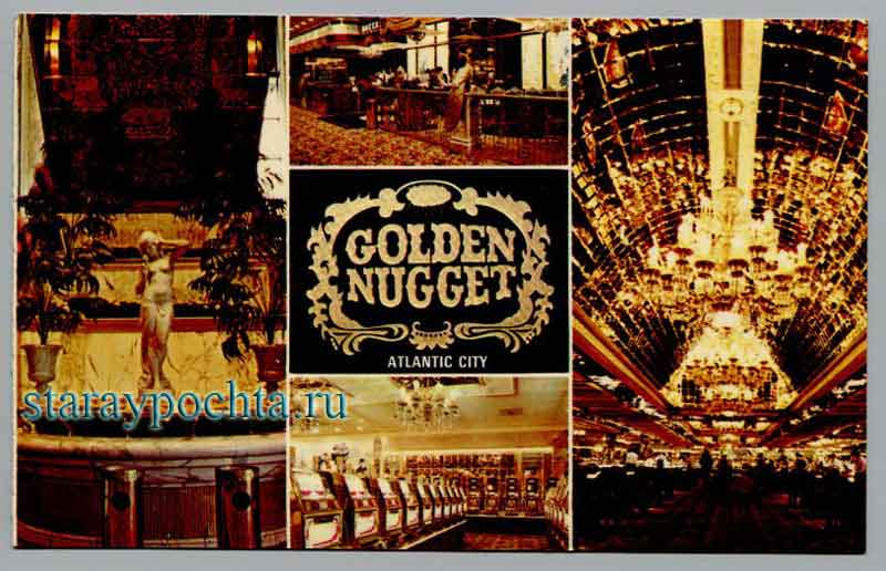 Отель Golden Nugget, 1980 год