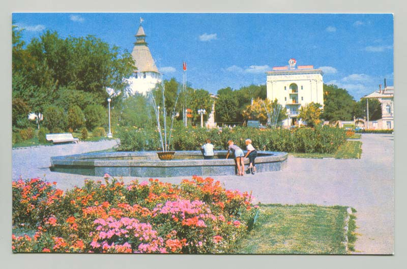 Площадь В. И. Ленина