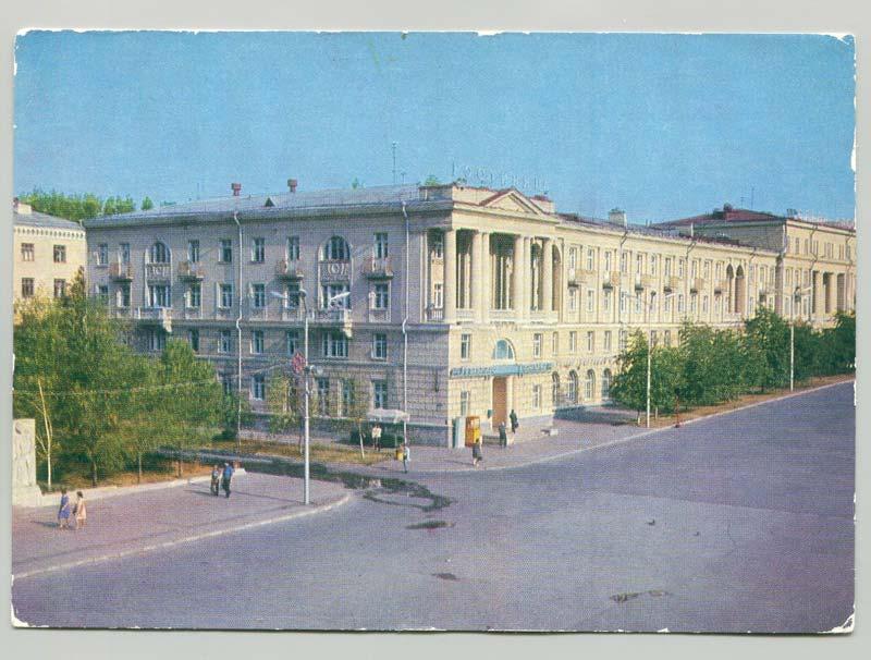 Гостиница Белгород